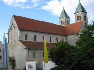 Biburg-romanisch-Außen